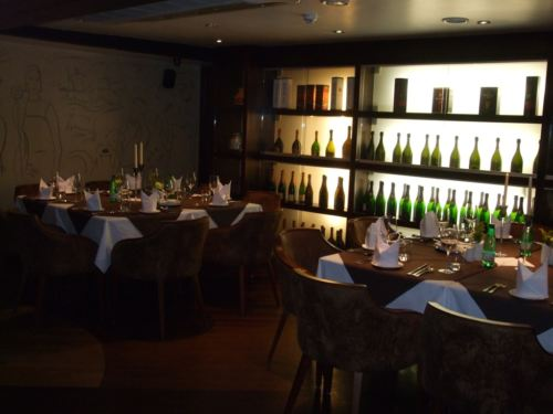 Private Dining Room at Mumbai Lounge